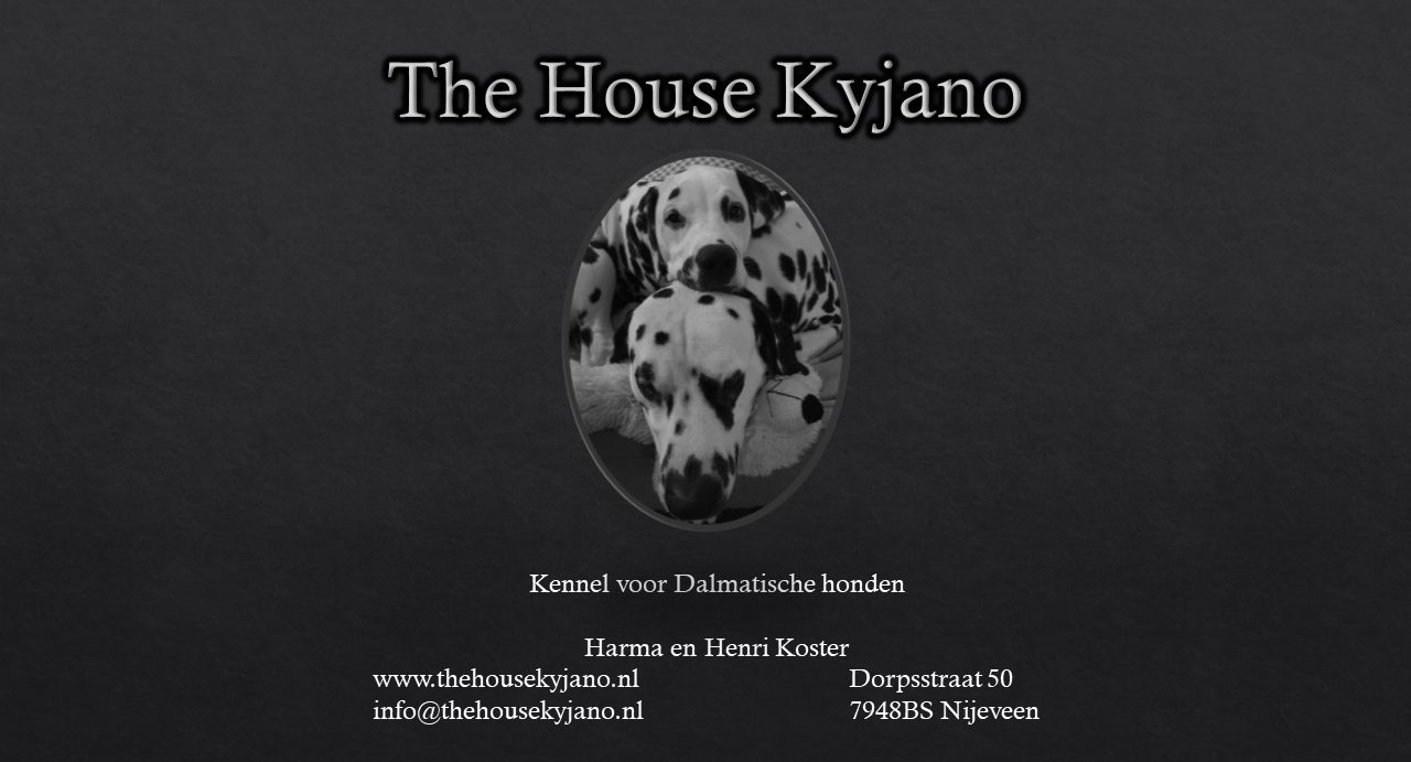 The House Kyjano